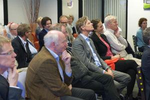 Symposium duurzaam ondernemen - luisterend publiek